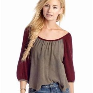 Free People | We The Free Fastball Tee S